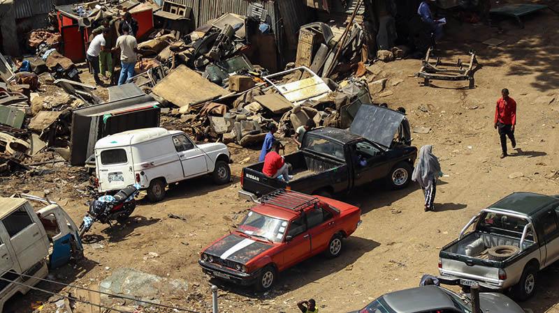 sicherheit in addis abeba äthiopien