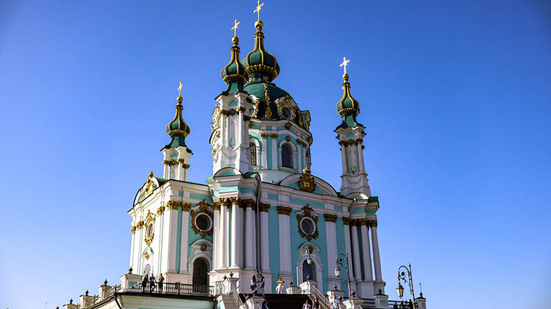 sightseeing kiev ukraine highlights