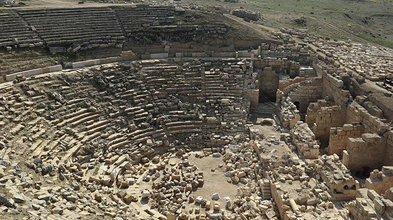 laodikeia amphitheater