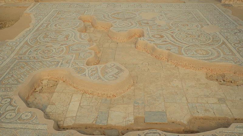 laodikeia kirche ausgrabungen