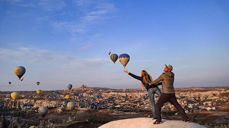 türkei kappadokien reise