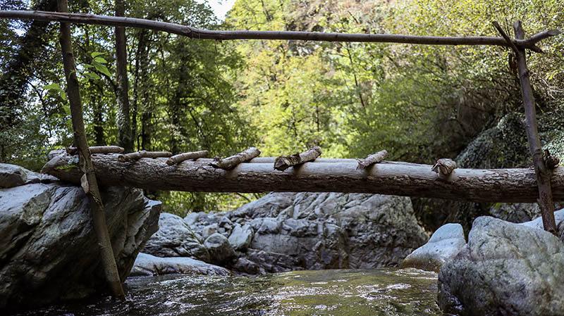wasserfall lagodekhi nationalpark
