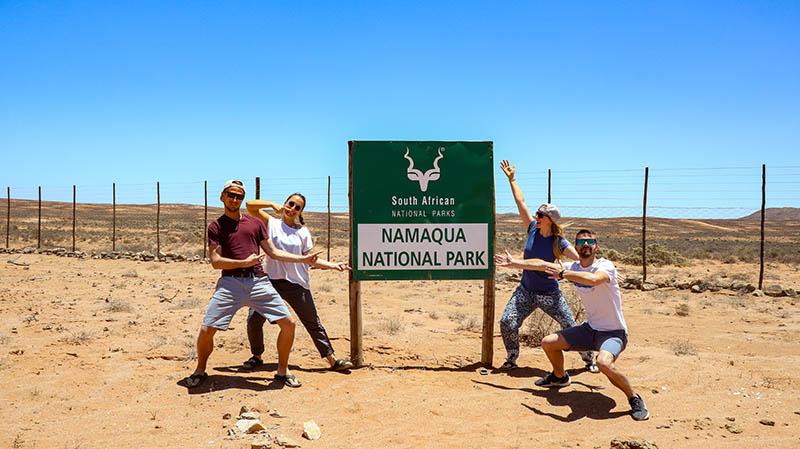 namaqua national park mietwagen rundreise
