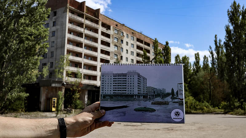 tschernobyl damals und heute