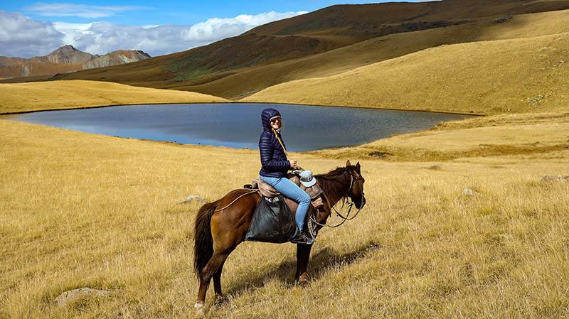 lagodekhi national park reitausflug wandern