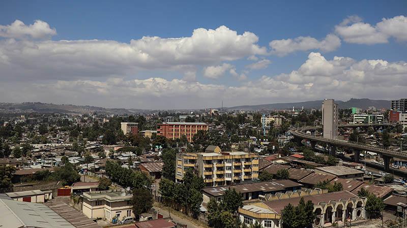äthiopien backpacking bus