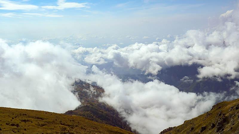 lagodekhi national park campen