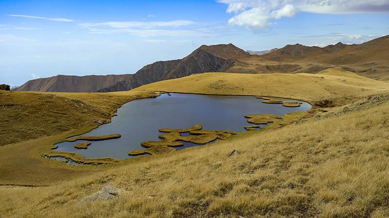 bergsee lagodekhi national park