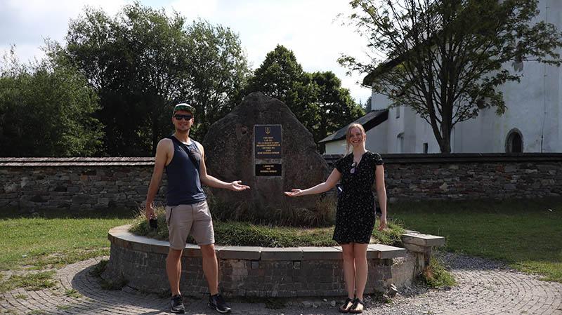 slowakei mittelpunkt europas geografisch