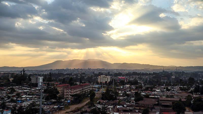rundreise äthiopien addis abeba