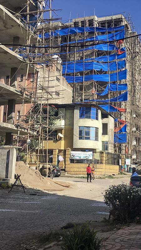 busreise äthiopien addis abeba