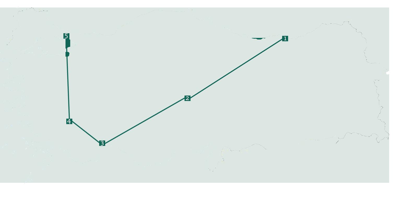 bus rundreise türkei route