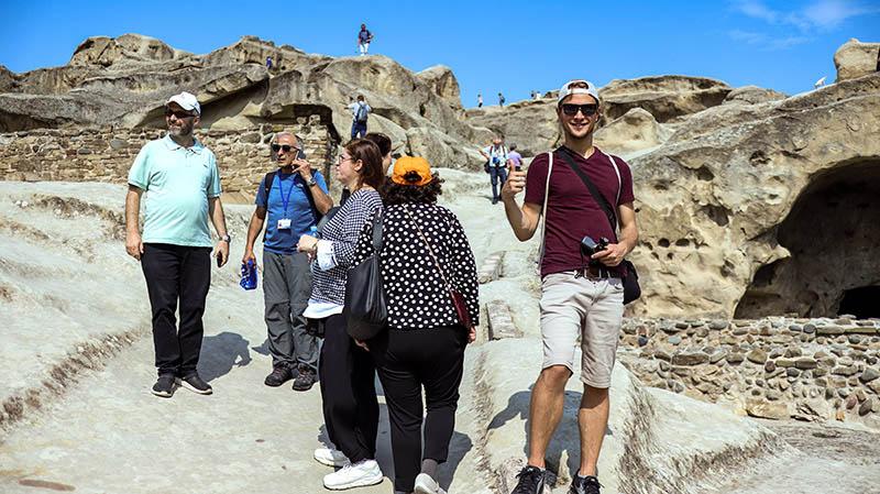 tourismus in georgien