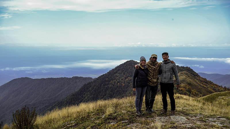 wanderung mit guide lagodekhi nationalpark kosten