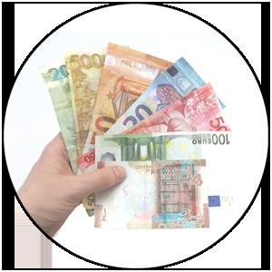 weltreise kosten ausgaben und finanzierung