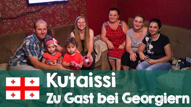weltreise erfahrung mit einheimischen georgien youtube video
