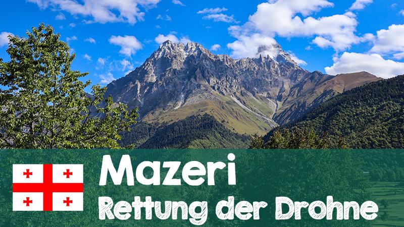 YouTube Video Georgien Mazeri