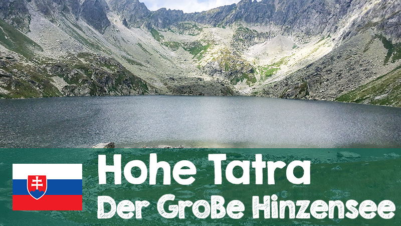 youtube video hohe tatra wanderung zum großen hinzensee