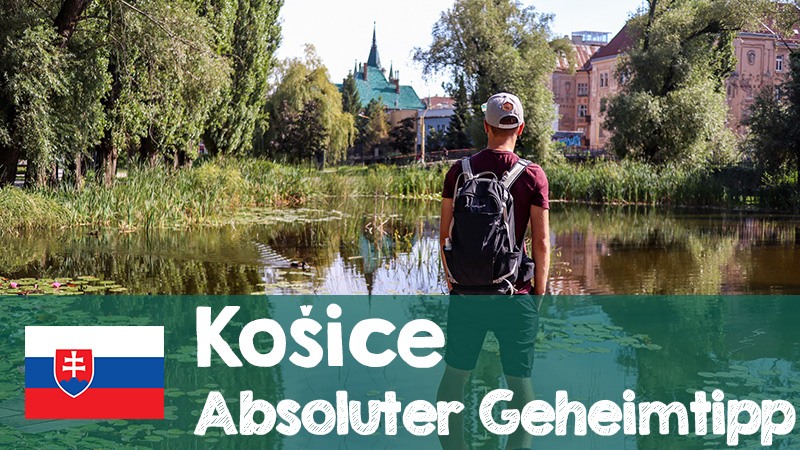 youtube video sightseeing in kosice