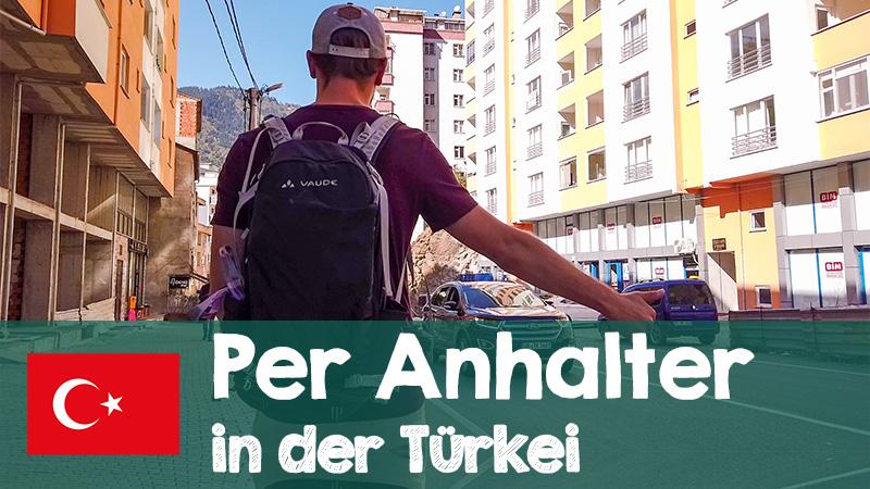 trampen in der türkei youtube video